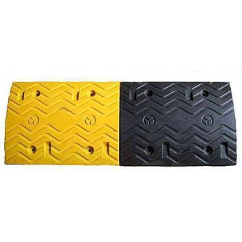 PARK-DH-215-M speed bump middle piece yellow black